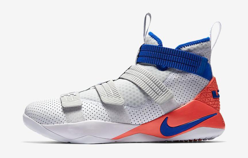 Nike LeBron Soldier 11 Ultramarine