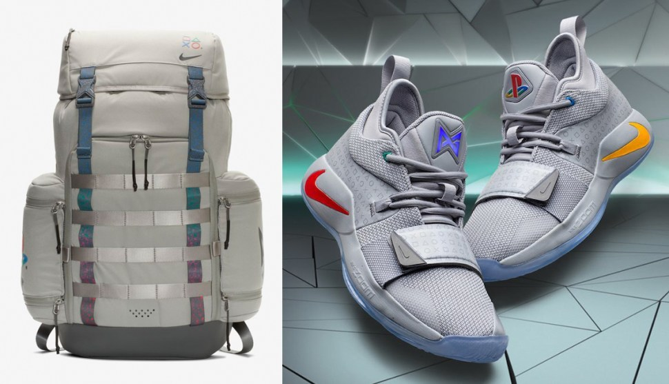 premium selection 70334 aea7b Nike PG x Playstation Backpack Where to Buy | SportFits.com