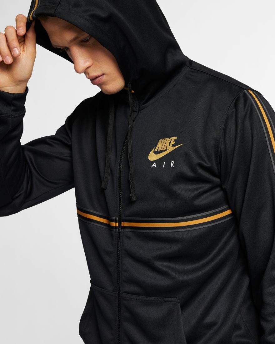 0733cea4e Nike Sportswear Metallic Gold Club Hoodies | SportFits.com