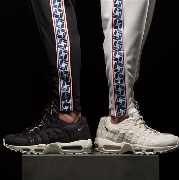 Nike Air Max 95 Taped Jacket And Pants Sportfits Com