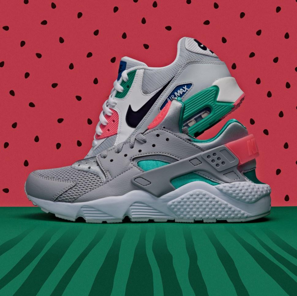 1ef9e0960eb Nike Watermelon Sneaker Hat Match
