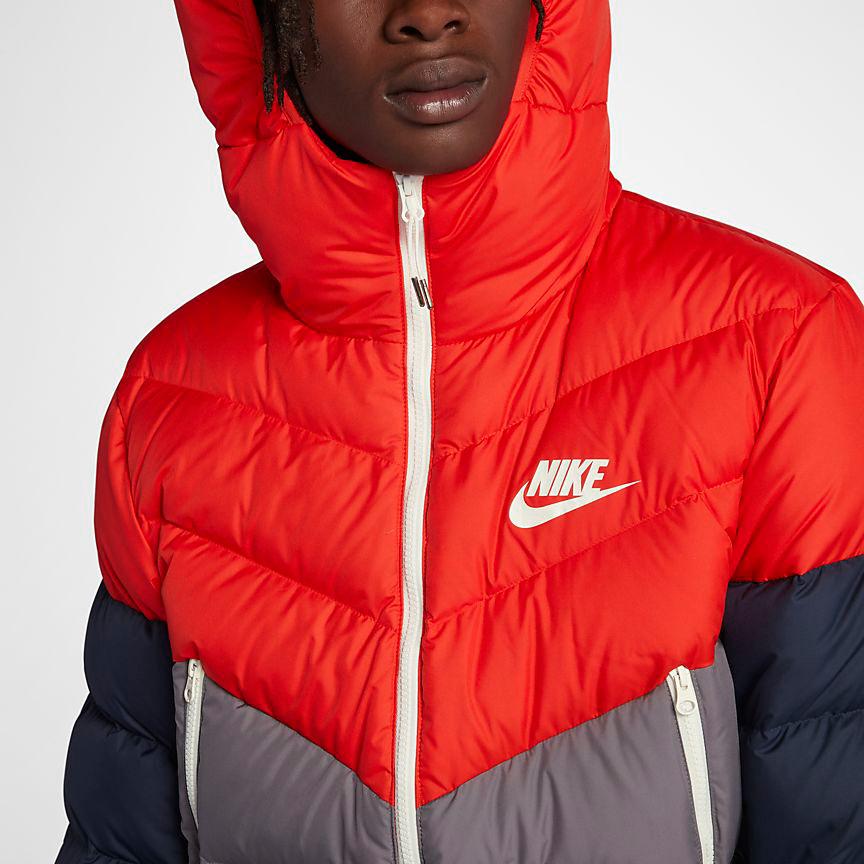 6bda70412 Nike Sportswear Down Fill Windrunner Jackets | SportFits.com