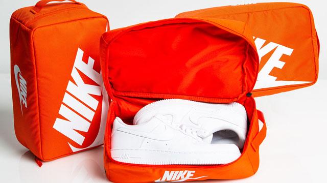 comida aspecto cuerno  Where to Buy the Nike Shoe Box Bag | SportFits.com