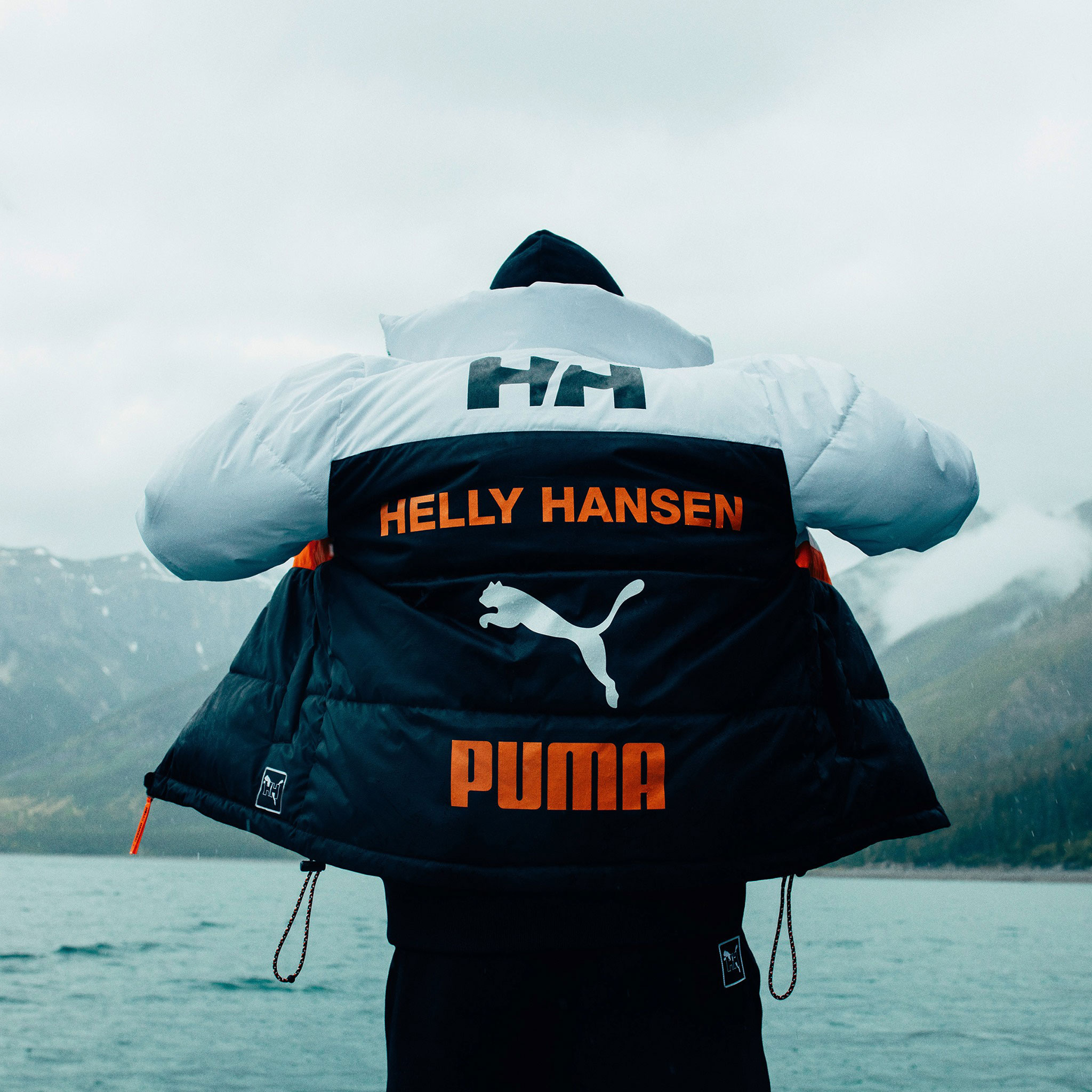 PUMA x Helly Hansen Collection Including Clothing and Shoes ...