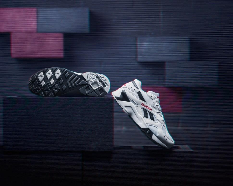 ad1156f8f92 Reebok and Lil Yachty Bring Back the Aztrek Retro Running Shoe ...