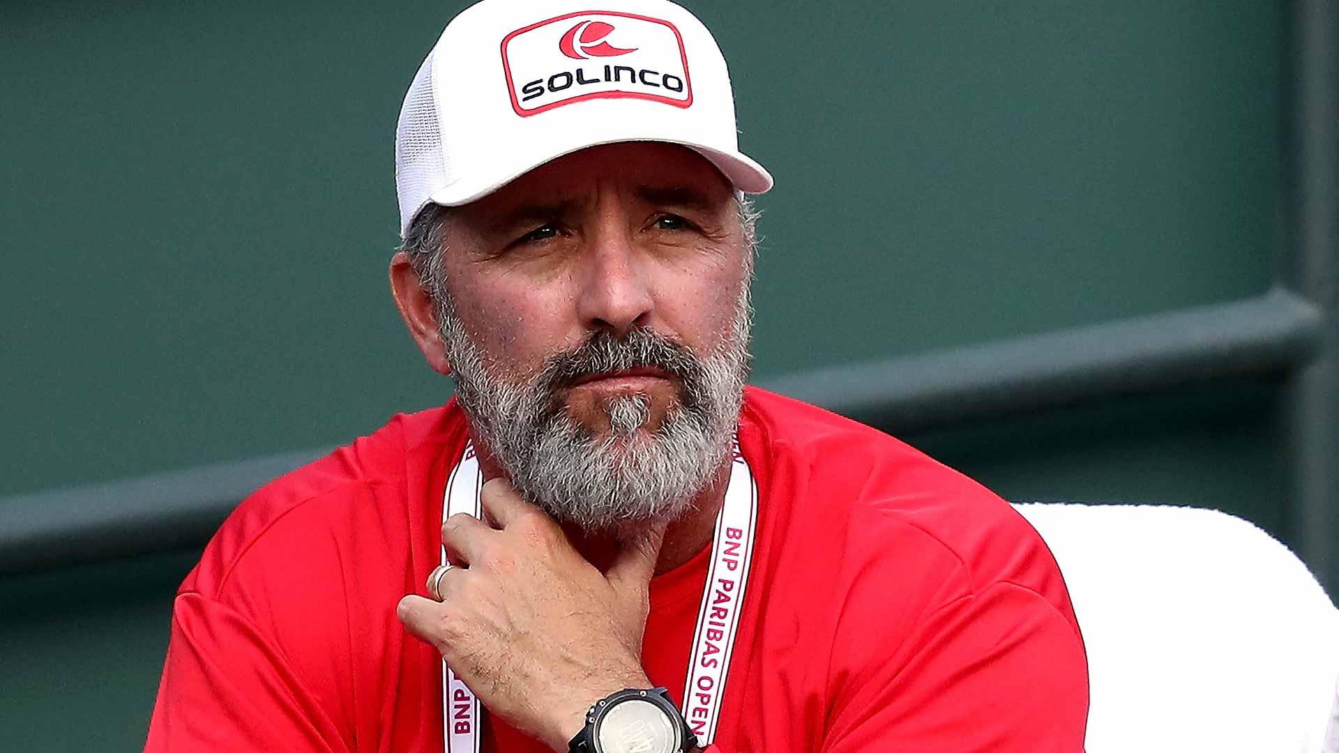 How Tennis Fuels the Life of Elite Tour Coach Craig Boynton