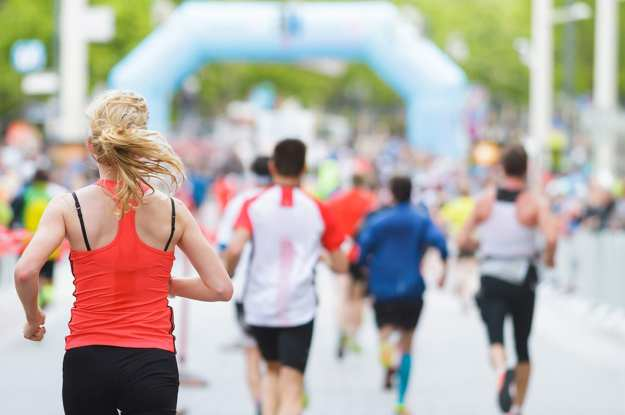 Can Running A Marathon Help Your Grieving Process?