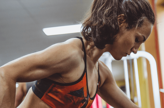 5 Reasons Women Belong In The Weight Room