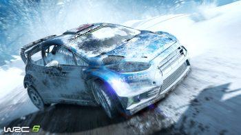 Скриншоты игры WRC 6