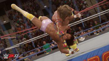 Скриншоты игры WWE 2k17