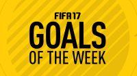 Лучшие голы недели в FIFA 17 – #12