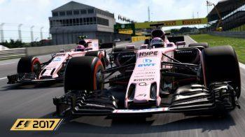 Скриншоты игры F1 2017