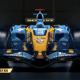 Чемпионская «Рено» Фернандо Алонсо появится в F1 2017