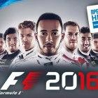 Игра F1 2016 – предложение недели в PlayStation Store