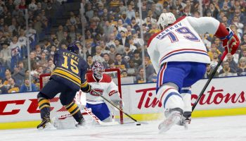 Трейлер NHL 18, демонстрирующий особенности геймплея