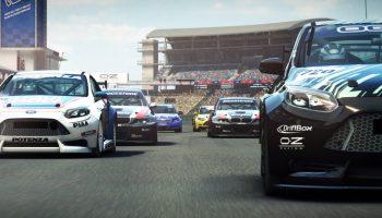 Первый трейлер мобильной GRID Autosport