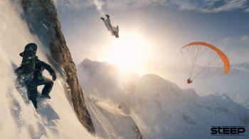 Скриншоты игры Steep