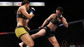 Скриншоты игры EA Sports UFC 3
