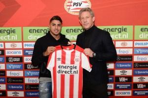 ПСВ объявил о переходе Ромеро при помощи игры Football Manager