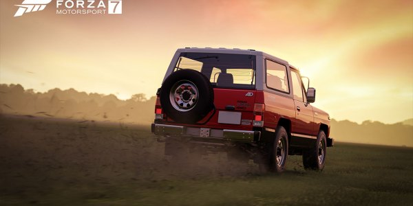 Forza Motorsport 7 – Nissan Safari (1985)