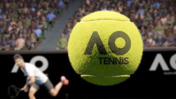 Скриншоты игры AO Tennis