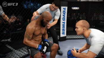 EA Sports добавила двух новых бойцов и обновила геймплей UFC 3