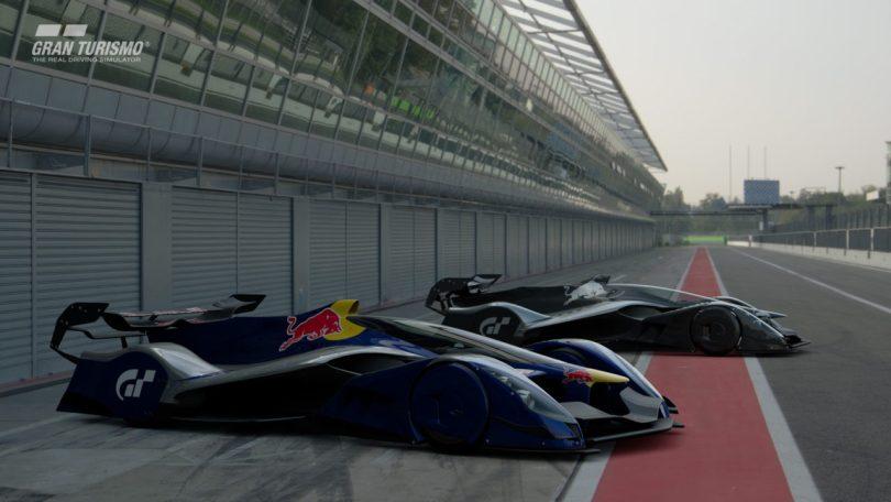 Gran Turismo Red Bull X2014 Standard (2014)