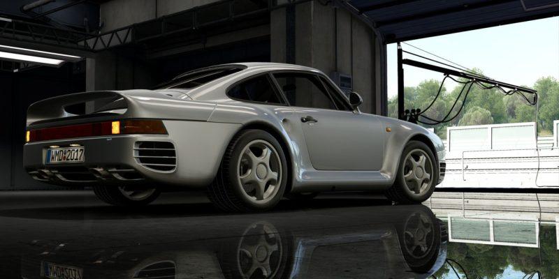 Porsche – Project CARS 2 – SportGame.Pro