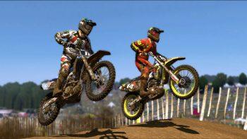 Скриншоты игры MXGP