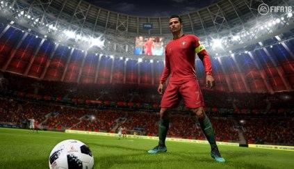 EA Sports предлагает поиграть в FIFA 18 c ЧМ-2018 бесплатно