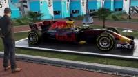 В The Crew 2 появится болид Формулы-1 Red Bull RB13