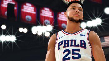 Скриншоты игры NBA 2K19