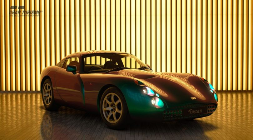 TVR Tuscan Speed 6 (2000)