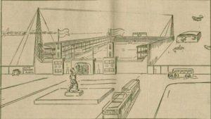 1932 feyenoord bouwt stadion