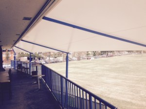 Broadbeach United Shade Sail Upgrade