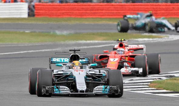 2017 British GP