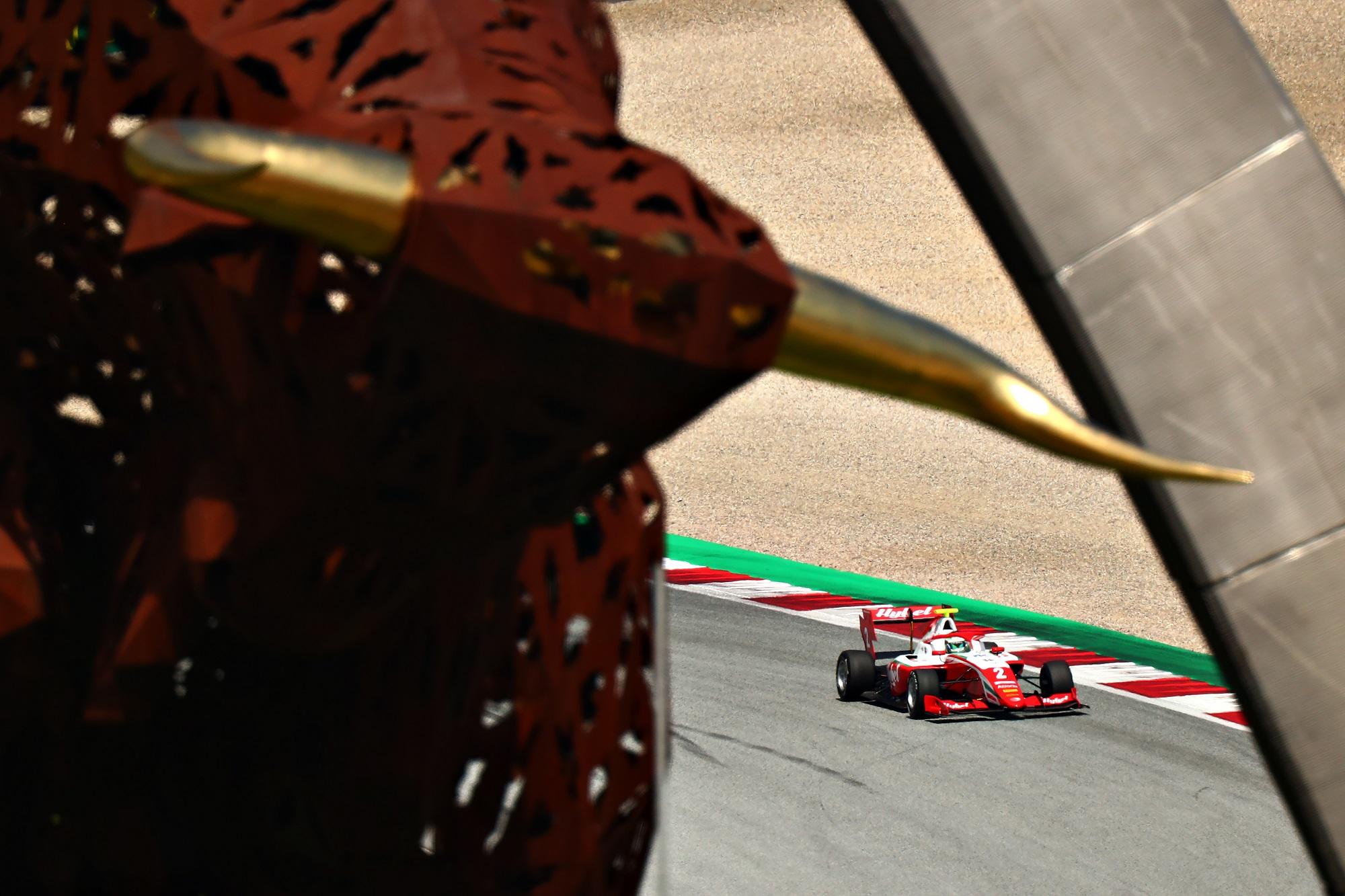 Formula 3 Championship - Round 2:Spielberg - Practice & Qualifying