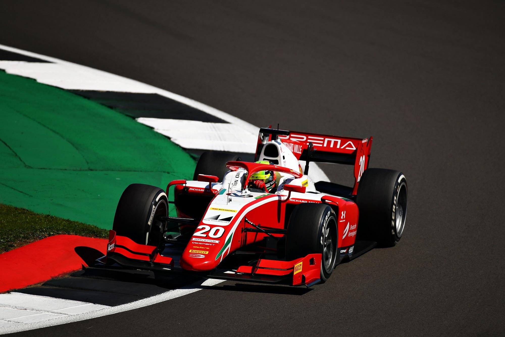 Formula 2 Championship - Round 5:Silverstone - Practice & Qualifying
