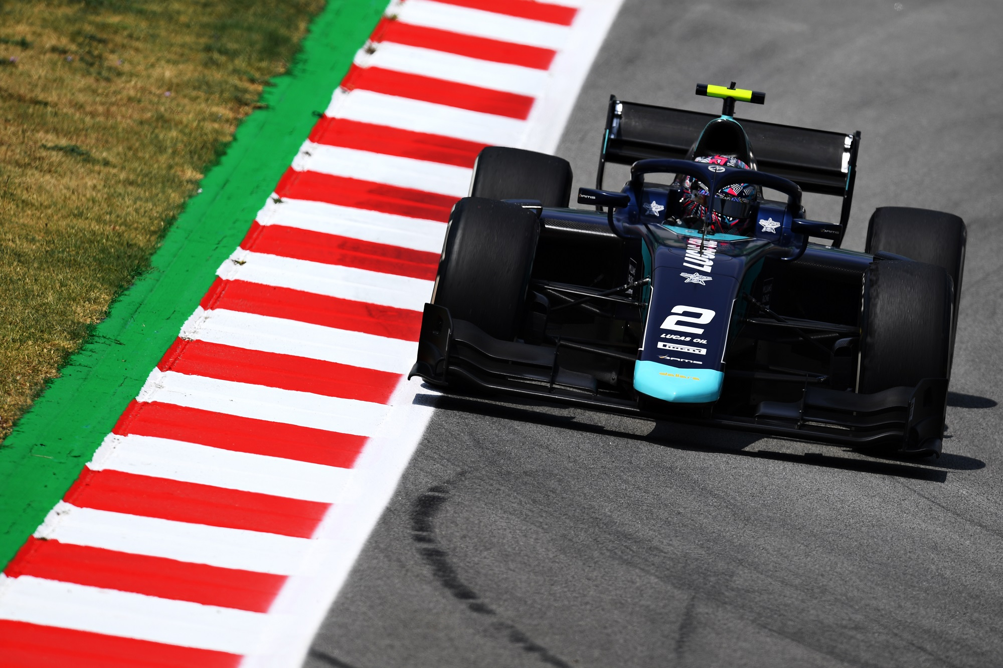 Formula 2 Championship - Round 6:Barcelona - Practice & Qualifying