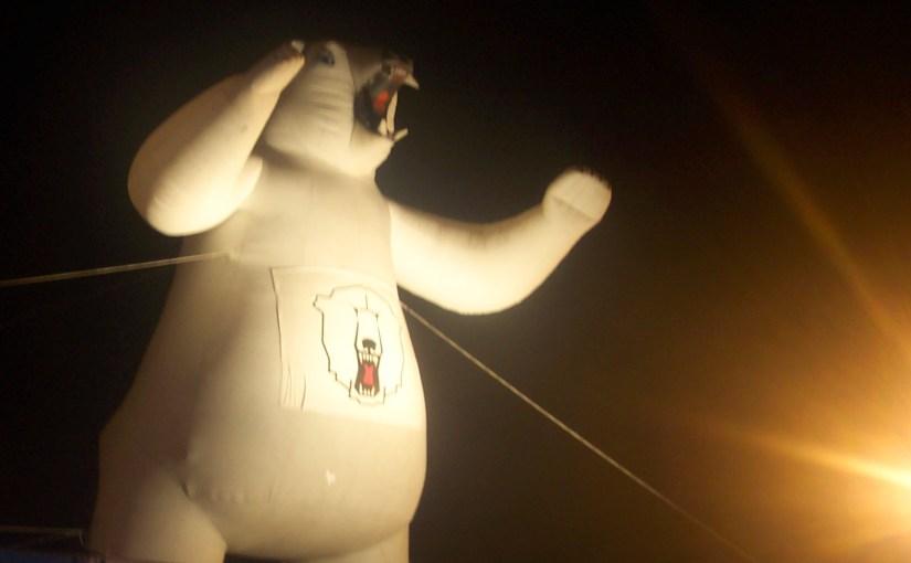 Was geht noch bei den Eisbären ?