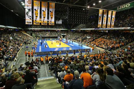 Erste Saison-Niederlage für die BR Volleys