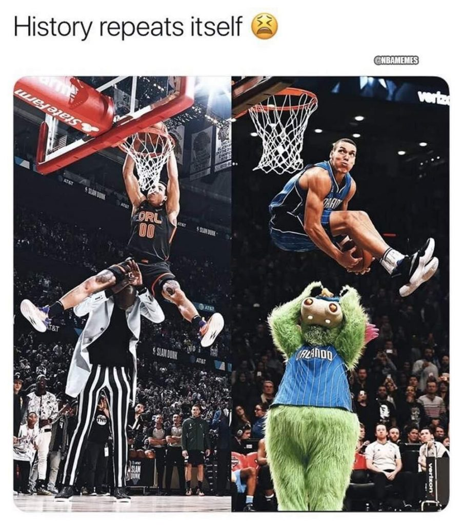 Nba All Star 2020 8 Best Memes Of Aaron Gordon Getting Robbed In