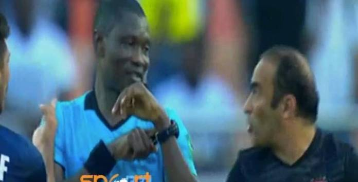 K that detonates a surprise: We did not consider Abdelhafid and El-Shenawi's quarrel with Referee Nyant