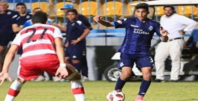 Ibrahim Adel stops being in the Pyramids youth training because of Al-Ahly