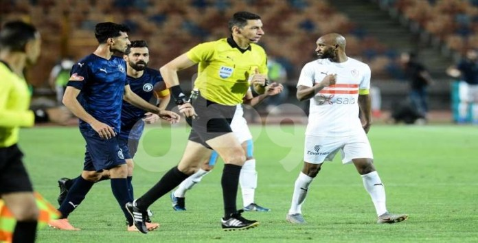 They say .. Zamalek's withdrawal from the league and the precedents of Greisha's jihad and the departure of Bwalia