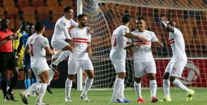 Urgent .. surprises in Zamalek's list to confront border guards and exclude 7 players