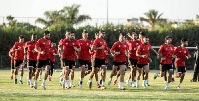 Al-Ahly's list against Al-Ahly Bank in the league .. the return of Mahmoud Metwally and the emergence of Coca