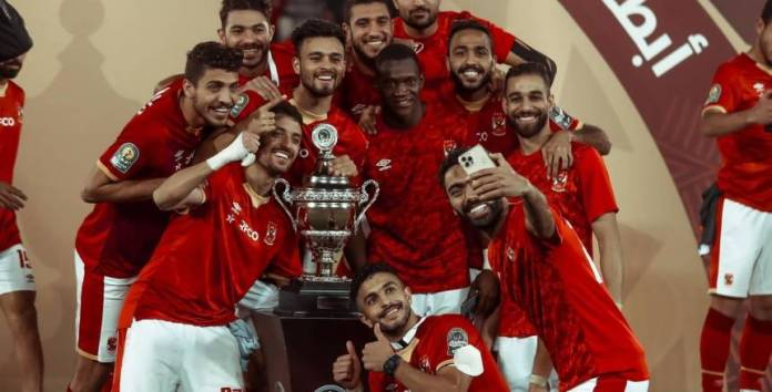 Al-Ahly club's treasury recovers by 19 million pounds