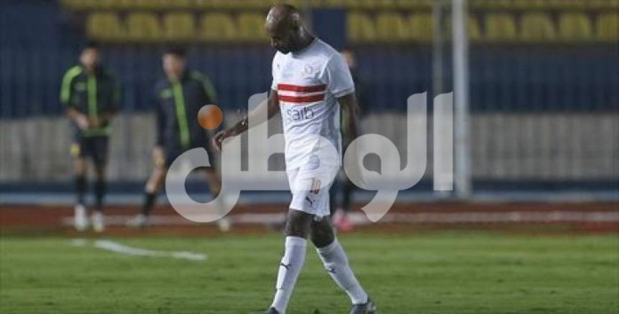 After his agitation after the Pyramids match, Shikabala is threatened with suspension and fine
