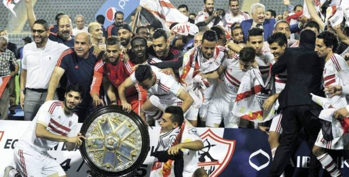 """""""He will grow up against us"""" .. Zamalek players demand that Hussein El-Sayed be removed from the team"""